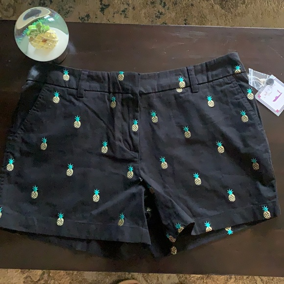Pineapple Shorts SIZE 10
